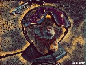 Rob Nanninga Lion Art