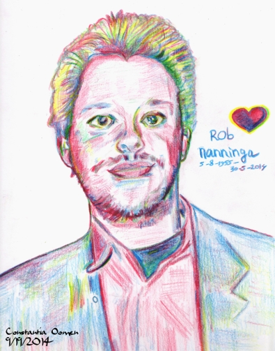 """Rob Nanninga, """"Lights in eyes"""", by Constantia"""