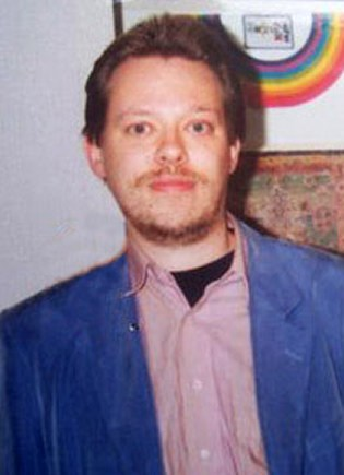 Rob Nanninga, around 1990 - photo Rob sent me