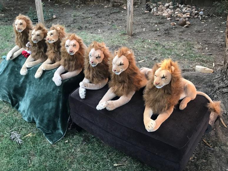 The Rob Lion Septuplet