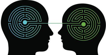 Two-unity, telepathy