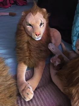 Rob Nanninga Hungry Lion