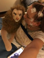In the Woodland Sleep Research Center with Rob Lion Young