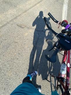 Constantia and bike
